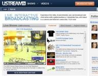 Ustream e la televisione su misura